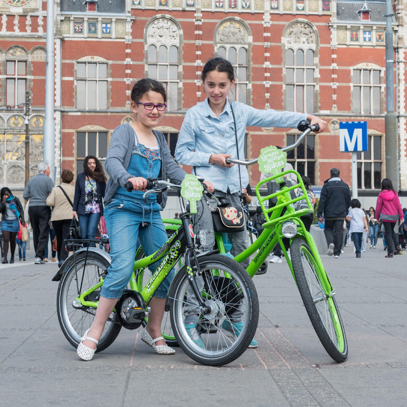 Green Budget Bike - Childbike