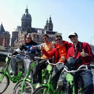 Green Budget Bikes City Tours