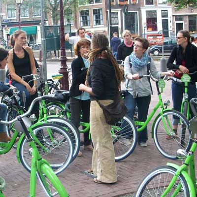 Green Budget Bikes Amsterdam Guided Tours