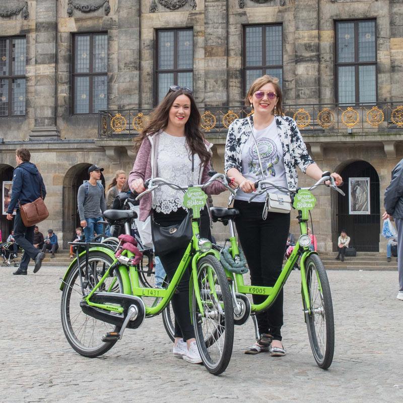 Hand Brake Bike